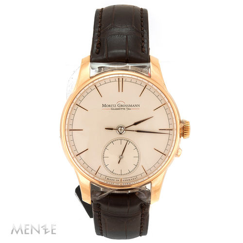 NEU - Moritz Grossmann ATUM 463 Roségold 41 mm Full Set  (11937)
