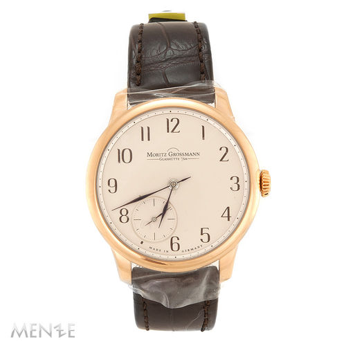NEU - Moritz Grossmann TEFNUT 691 Roségold 36 mm Full Set  (11939)