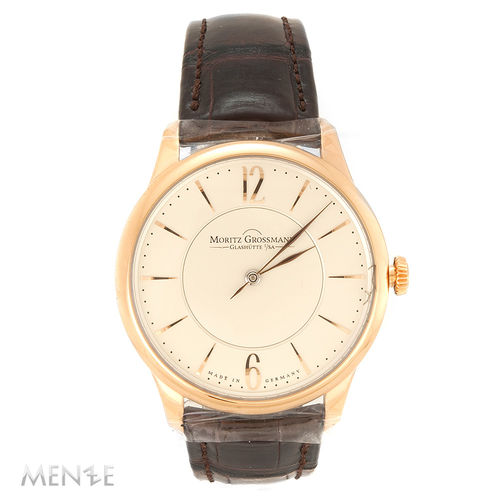 NEU - Moritz Grossmann TEFNUT 432 Roségold 39 mm Full Set  (11946)