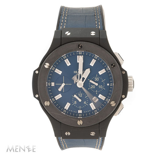 Hublot Big Bang Jeans Denim Blue Keramik 44mm 301.CI.5190.GR (11970)