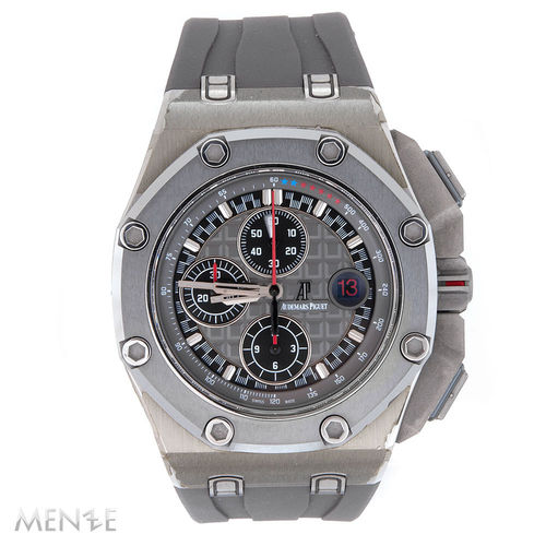 Audemars Piguet Royal Oak Offshore Schumacher 2658IM.OO.A004.CA B+P 2013 NOS (13030)