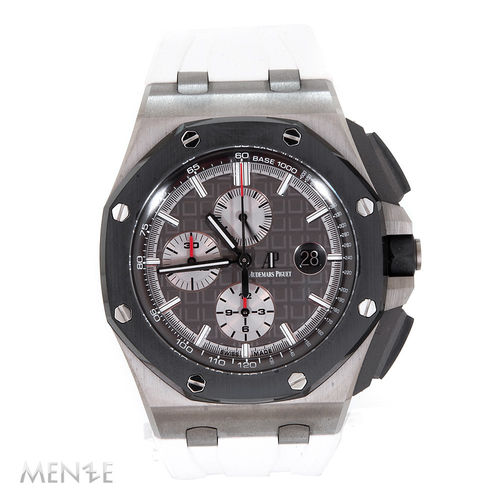 Audemars Piguet Royal Oak Offshore 44mm Titan 26400IO.OO.A004CA.01 B+P 2020 (13123)