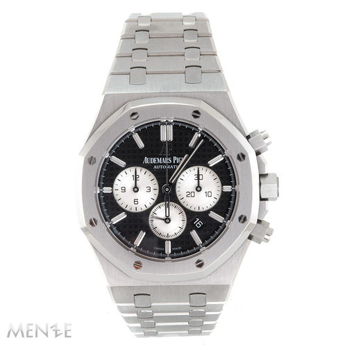 Audemars Piguet Royal Oak Chrono 26331ST.OO.1220ST.02 B+P 2019 (13150)