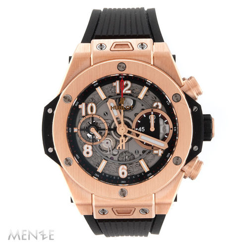 "Hublot Big Bang Unico ""King Gold"" 441.OX.1180.RX Roségold B+P 2021 Unworn (13363)"